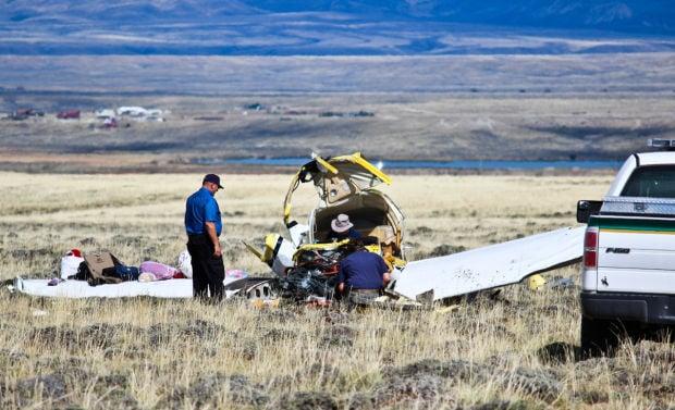 Saratoga Plane Crash