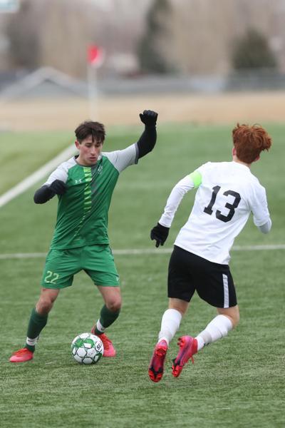 Kelly Walsh v. Cheyenne East soccer
