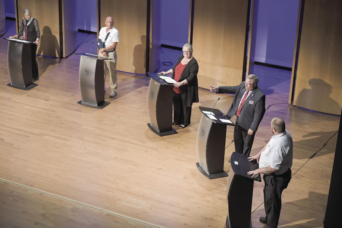 U.S. Senate debate in Sheridan