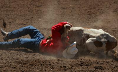Central Wyoming Rodeo - Tuesday