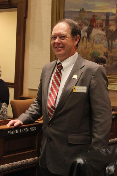 Mark Jennings