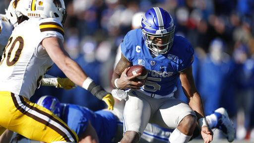 Wyoming opponent preview: Air Force returns key pieces from 11-win team