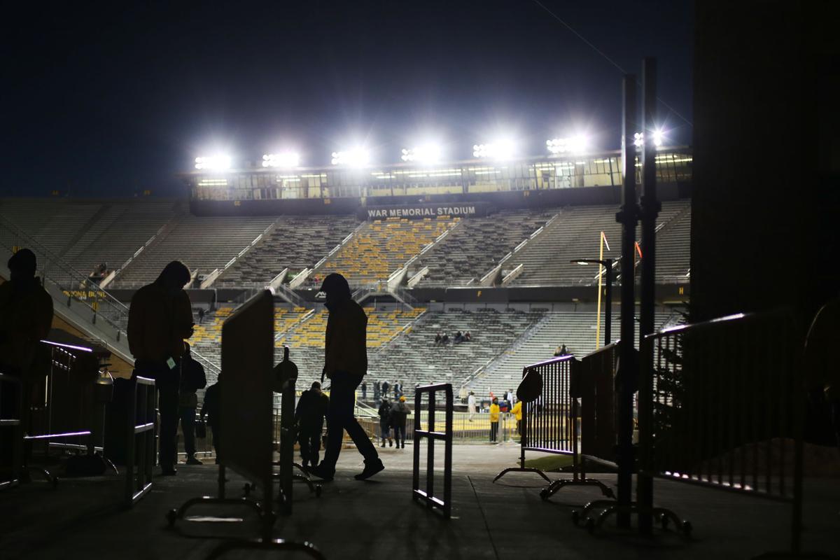 UW stadium