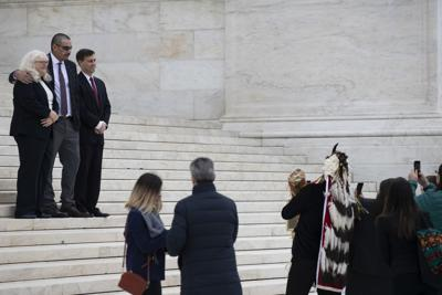 Supreme Court Crow Tribe Hunting