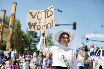 Breaking Through: The Star-Tribune celebrates 150 years of women's suffrage