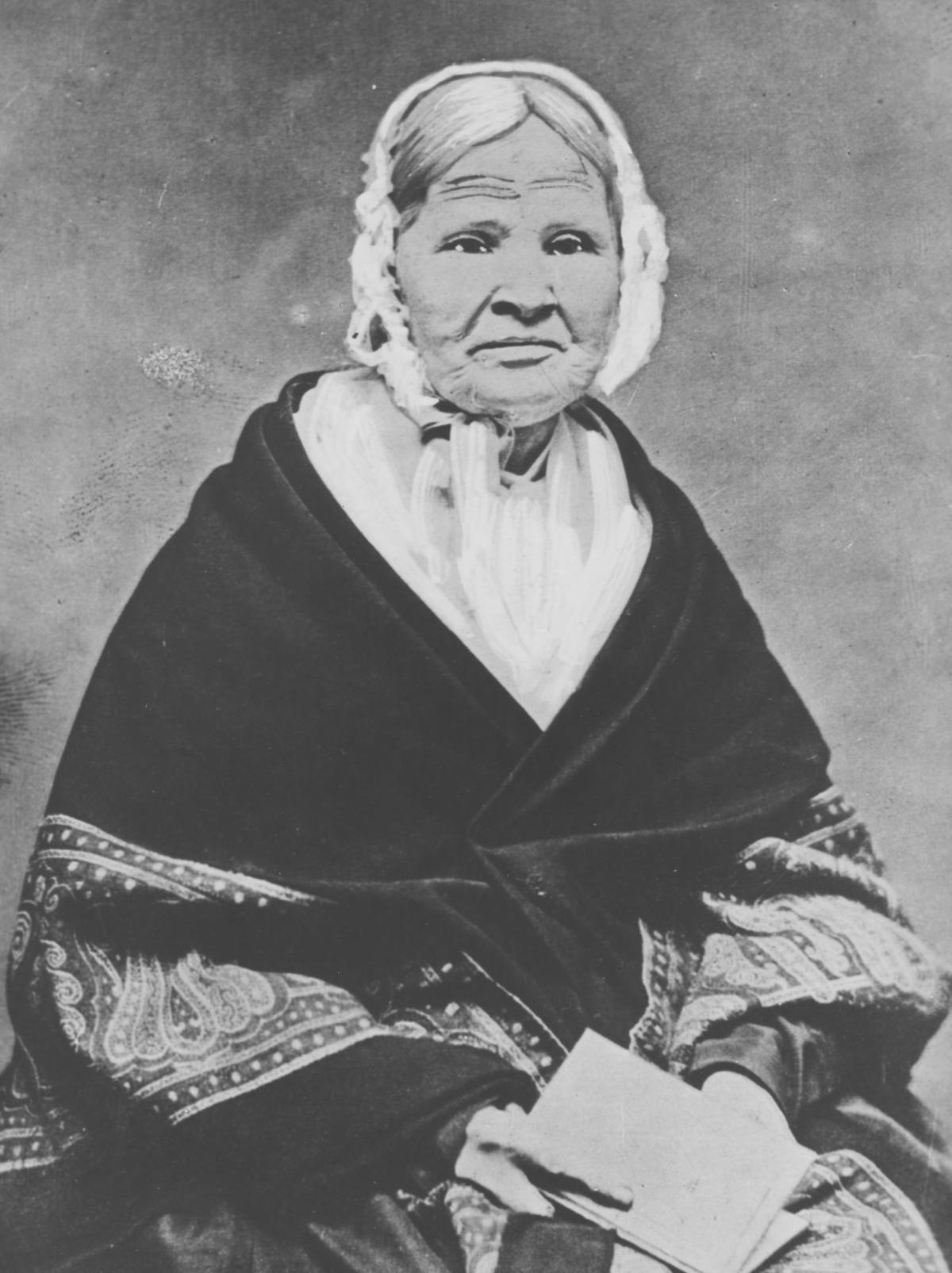 Louisa Swain