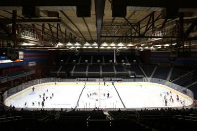 Events Center Ice