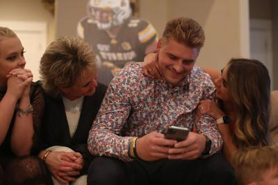 Inside the NFL Draft experience that ended with Logan Wilson getting the call of his life