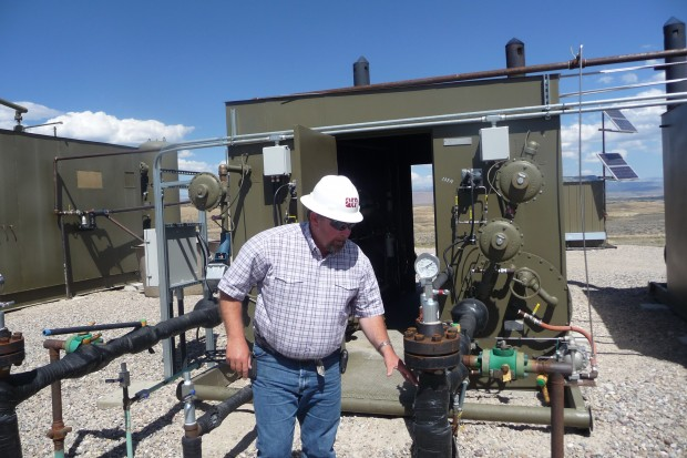 Pinedale Anticline operators aim to clear the air