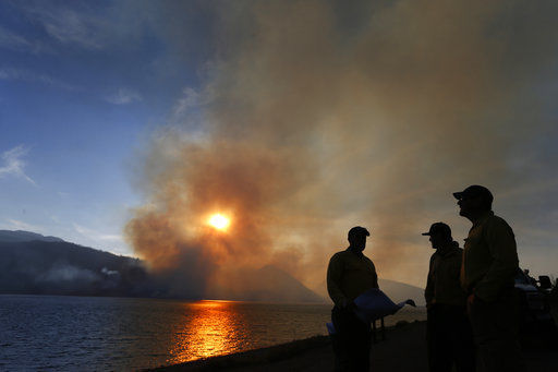 Wyoming 2017 wildfire season predicted to be about average
