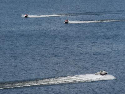 Alcova Lake