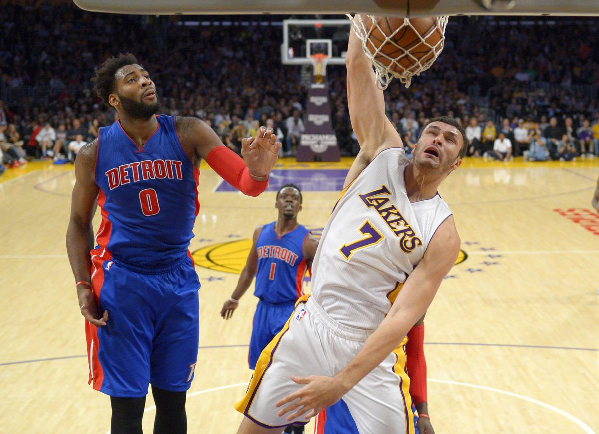 Former Wyoming star Larry Nance Jr finds niche with Los Angeles
