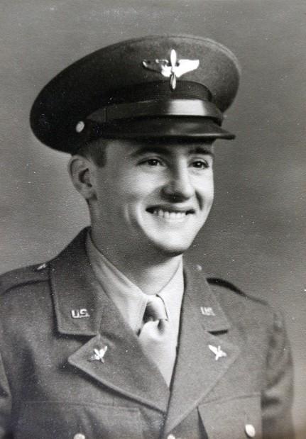 Robert Austin, World War II Veteran