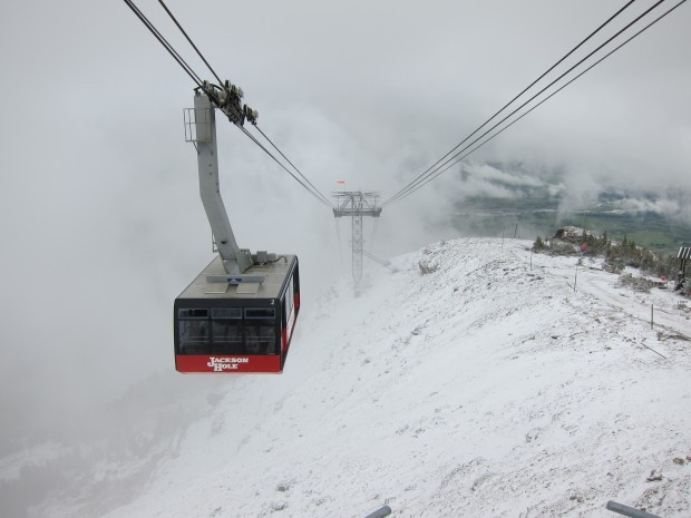 Jackson Hole Mountain Resort named number one in North