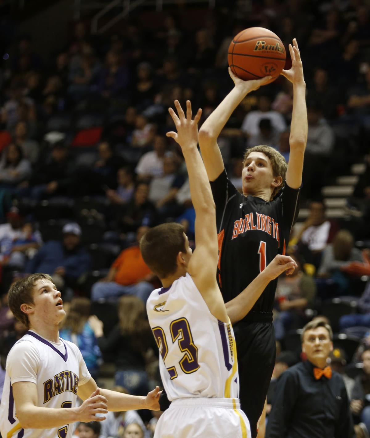 1A Boys State Basketball - Saturday