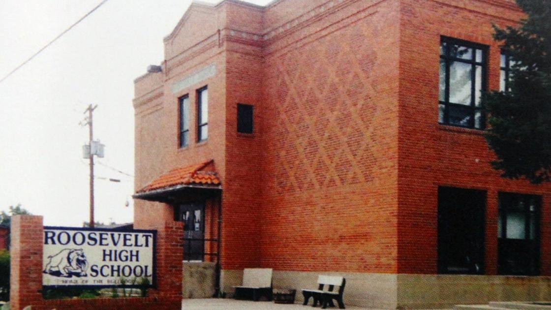 Old Roosevelt High School Will Become Veterans Center