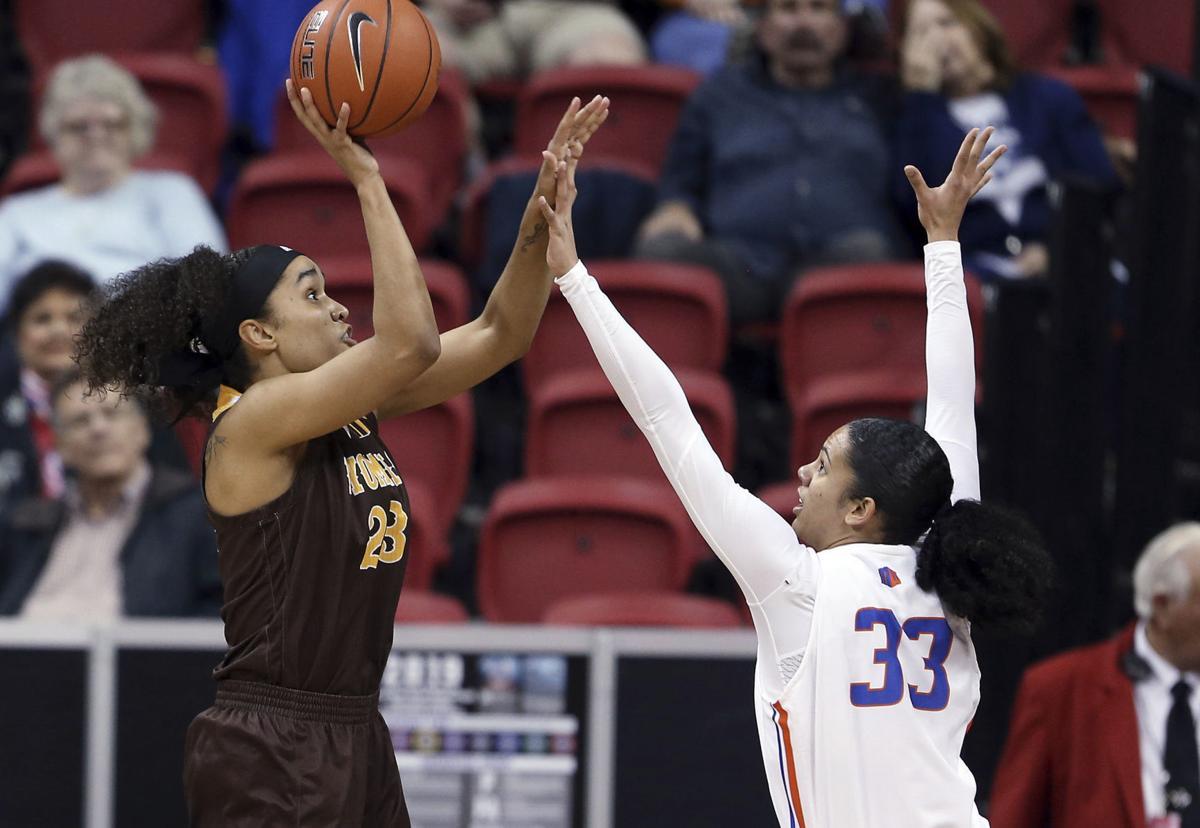 MWC Wyoming Boise St Basketball