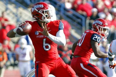 You again? No. 25 Fresno St faces Boise St for MWC title