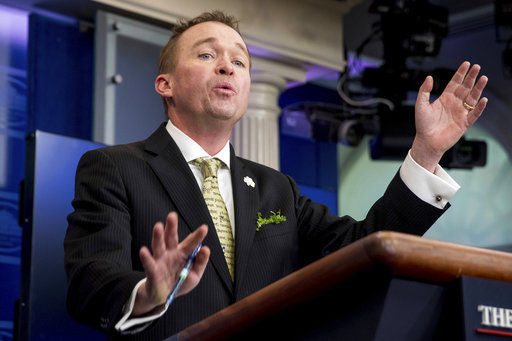 Trump budget would gut science, environment programs