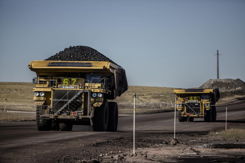 Once a guarantee of high pay and steady work, Wyoming's coal