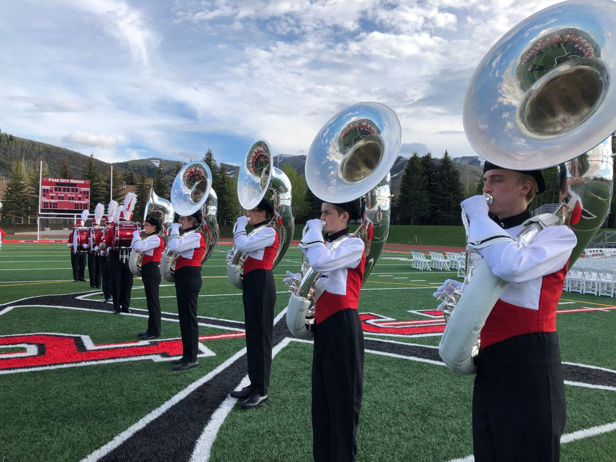 Park City High School Marching Band 1