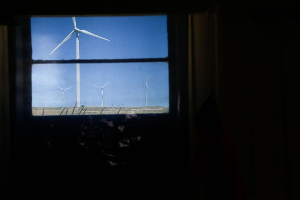 From coal to wind