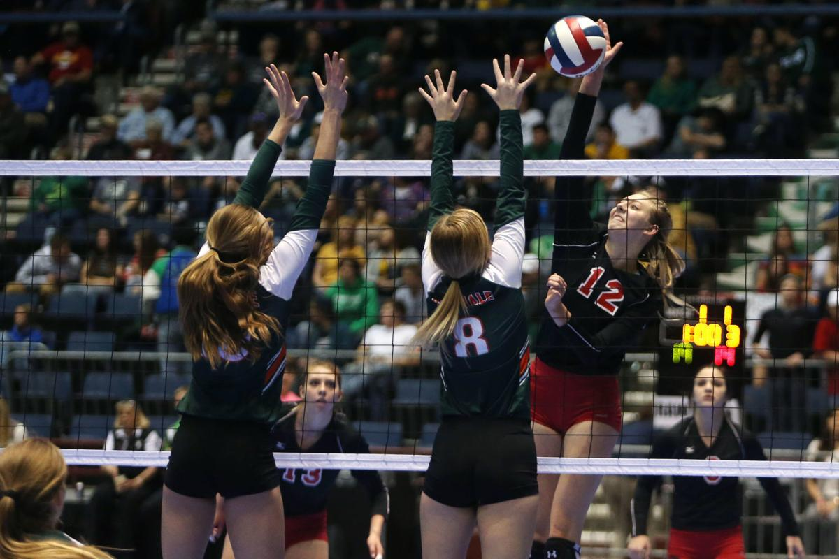 State volleyball rawlins