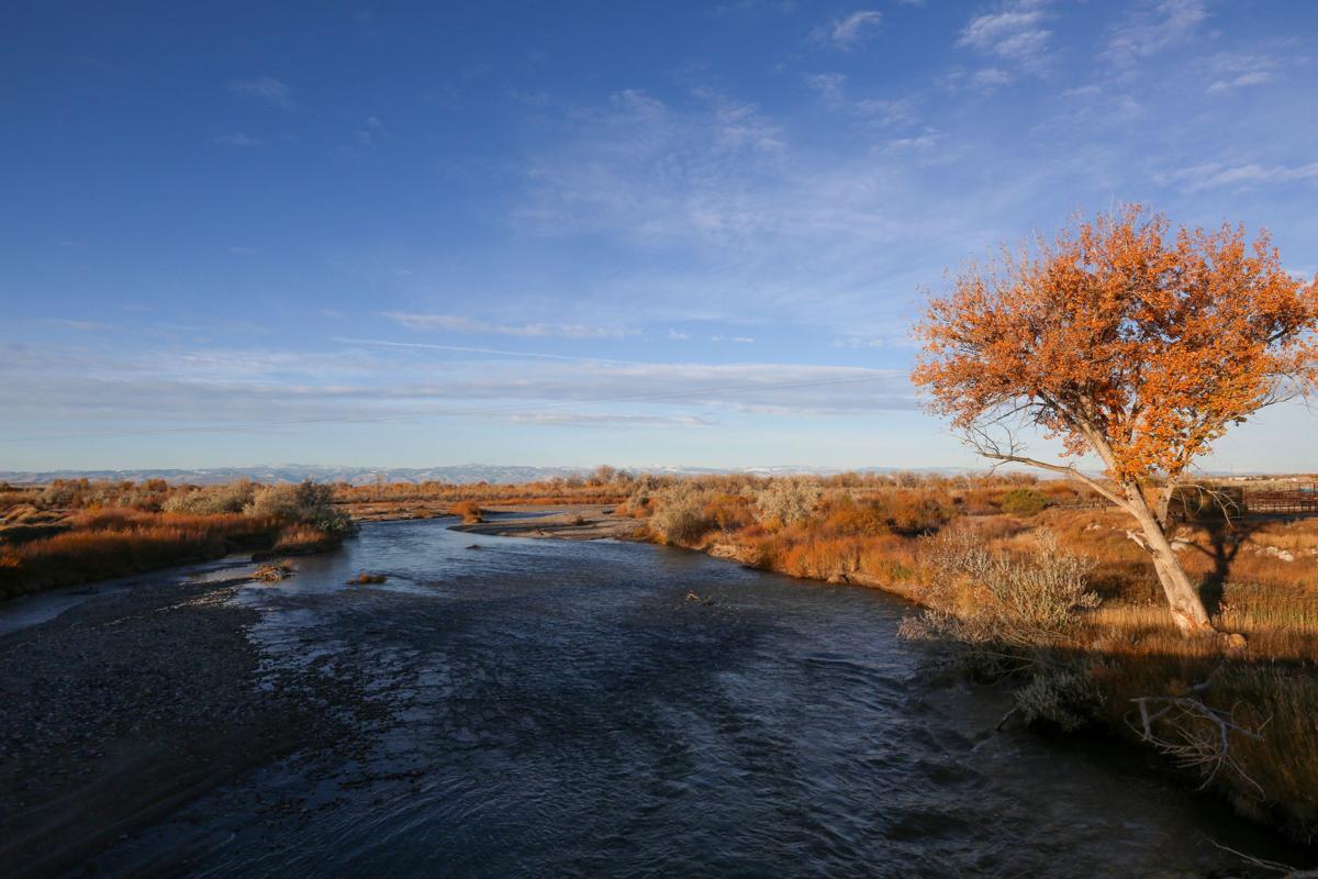 Wind River Reservation