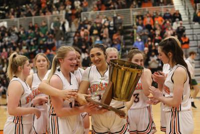Peach Basket Girls