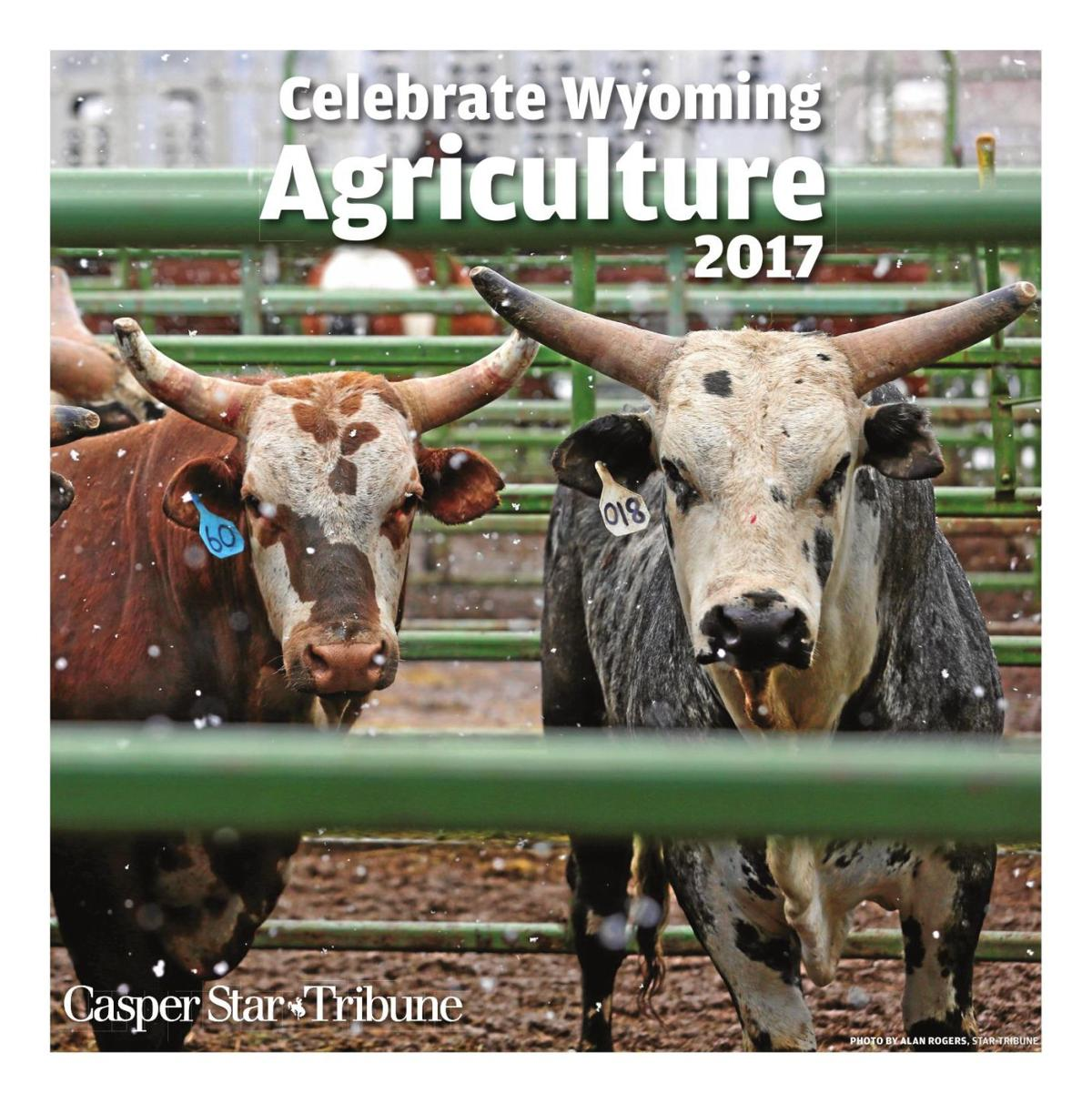 Celebrate Wyoming Agriculture 2017