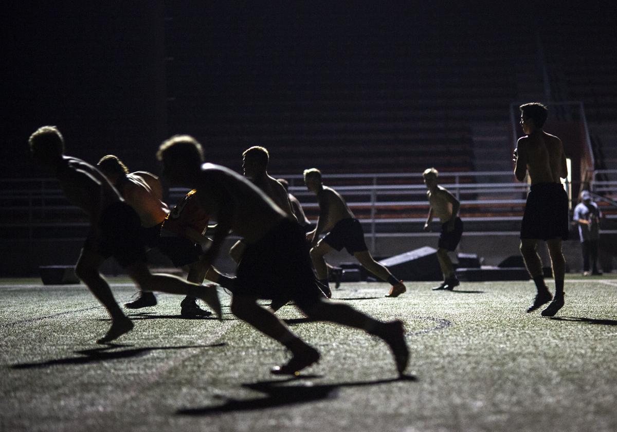 NC Practice Midnight Madness 2018