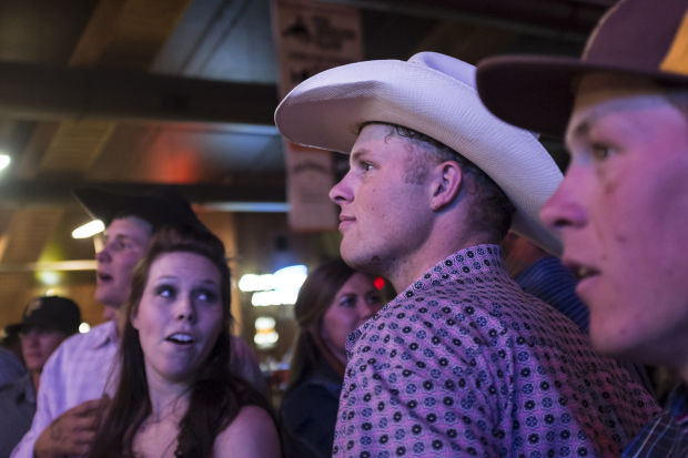 Gallery Behind The Scenes At Cnfr Rodeo Trib Com