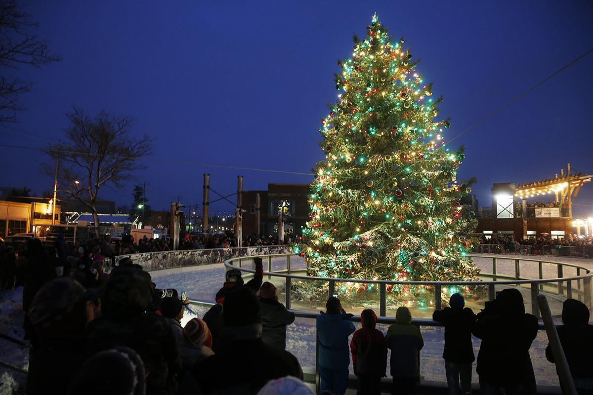 Christmas Tree Parade