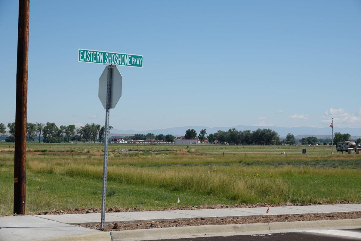 Eastern Shoshone business park