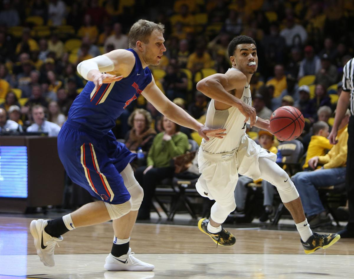 Wyoming vs Boise State Basketball