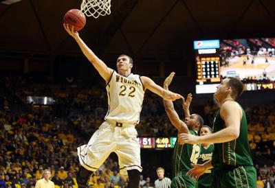 14549ca5497f Former Wyoming forward Larry Nance Jr. drafted by Harlem ...