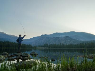 Bighorns Fly Fishing
