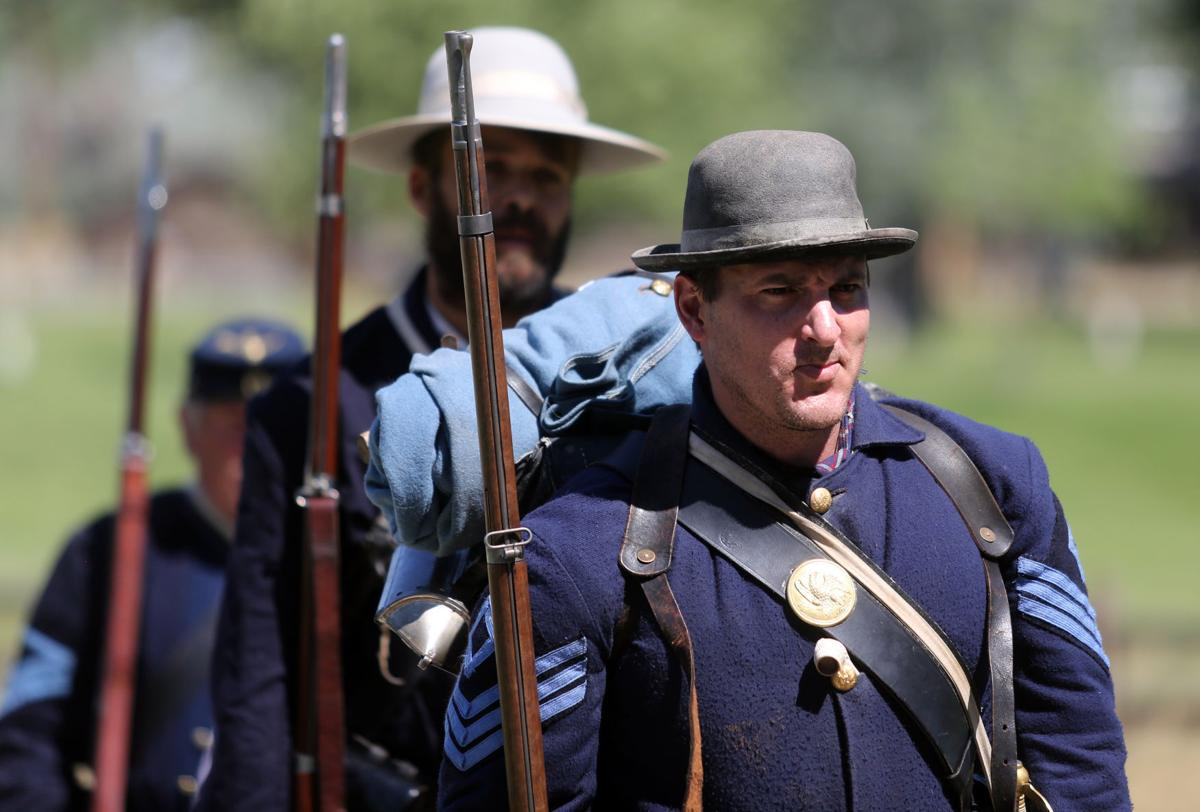 Reenactment groups seeks recruits to bring lesser known