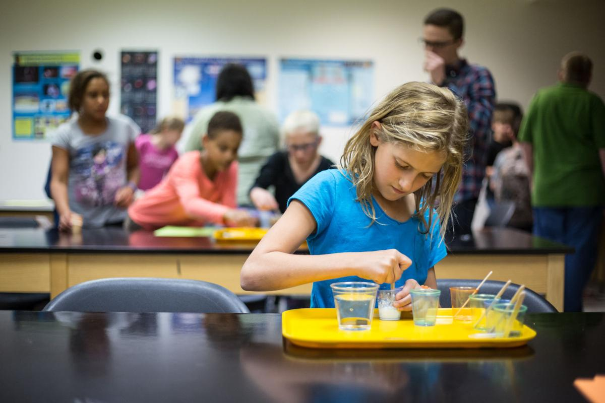 After School Program Teaches Science To Casper Kids Education