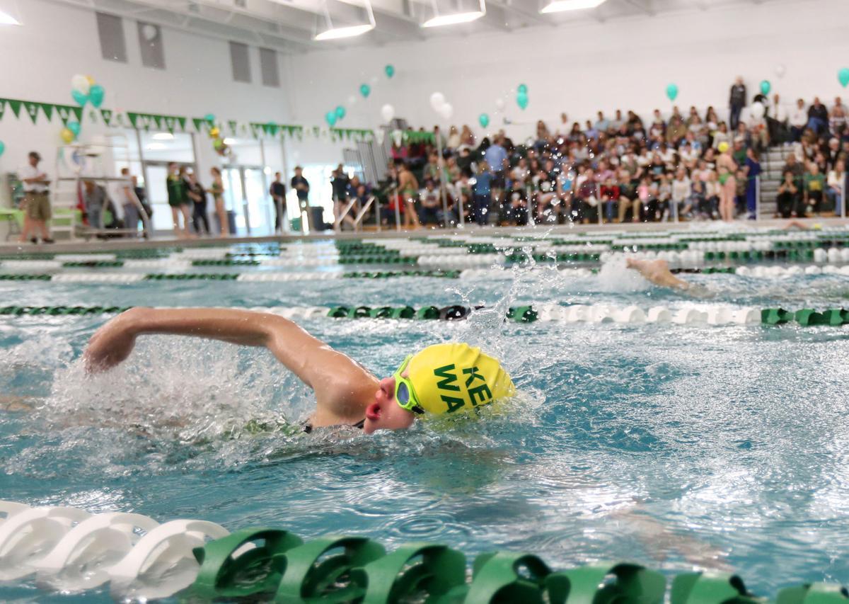 kelly walsh construction throws cold water on casper swim club casper