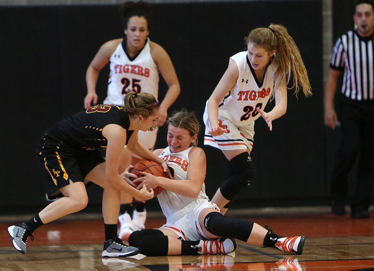 Rock Springs vs Laramie girls basketball