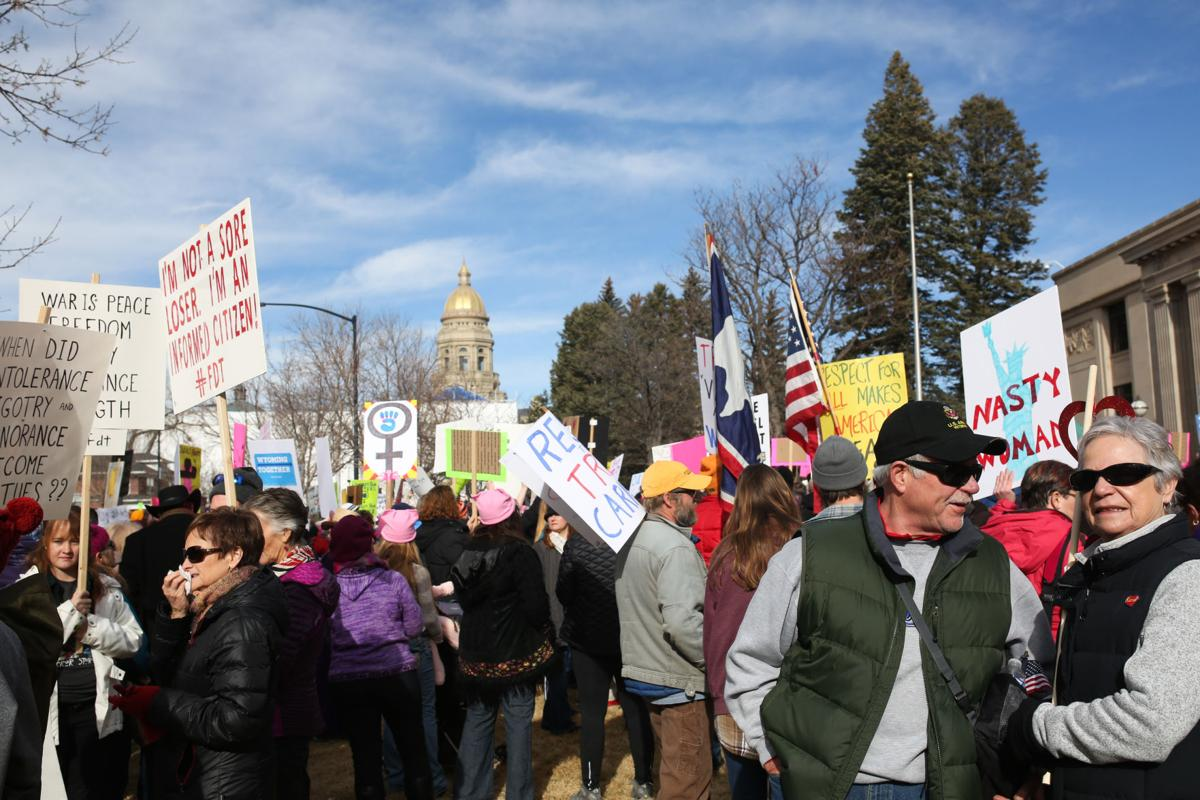 Women's March Wyoming