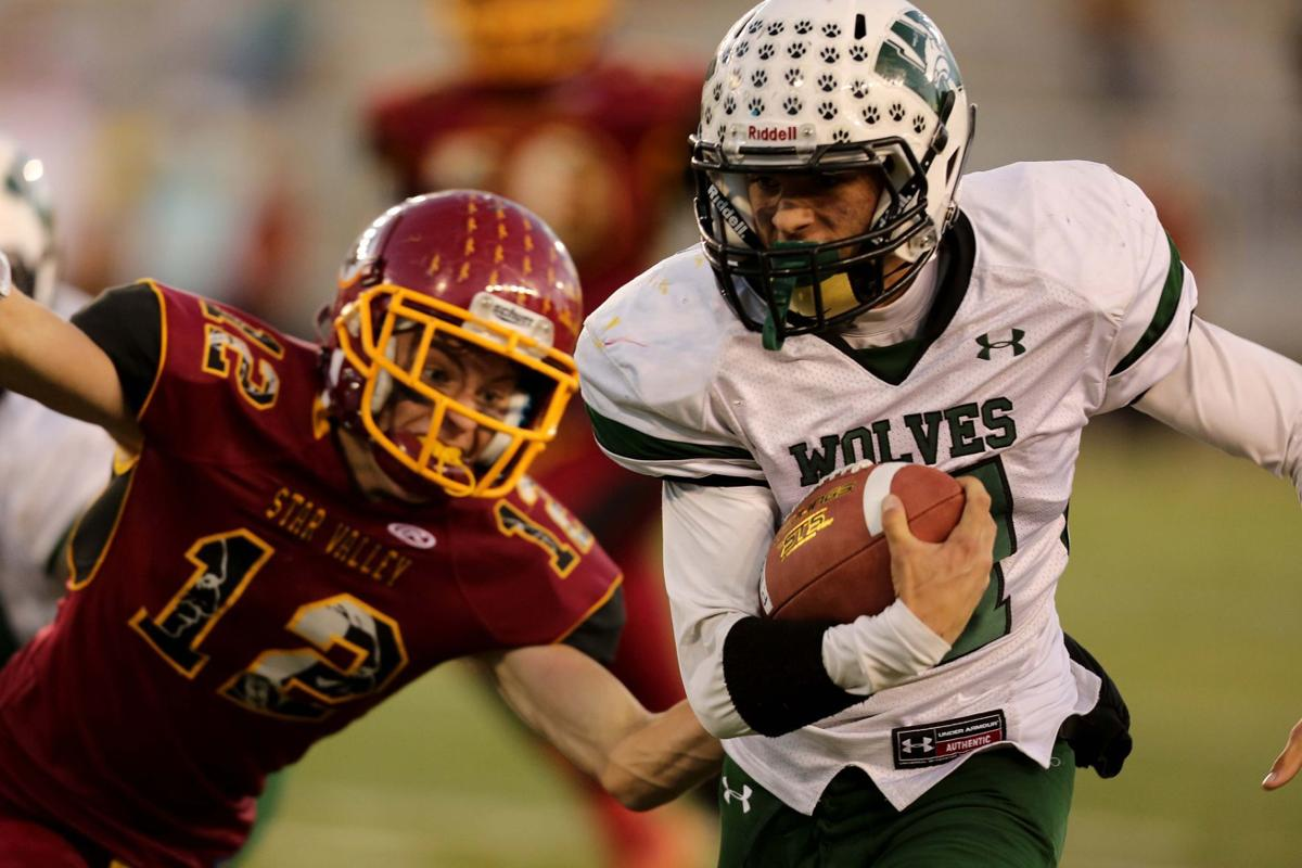 State Football, Friday - Green River