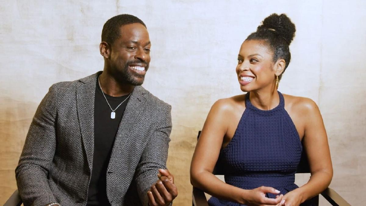 Sterling K. Brown & Susan Kelechi Watson on What's Next in 'This Is Us' Season 4 (VIDEO)