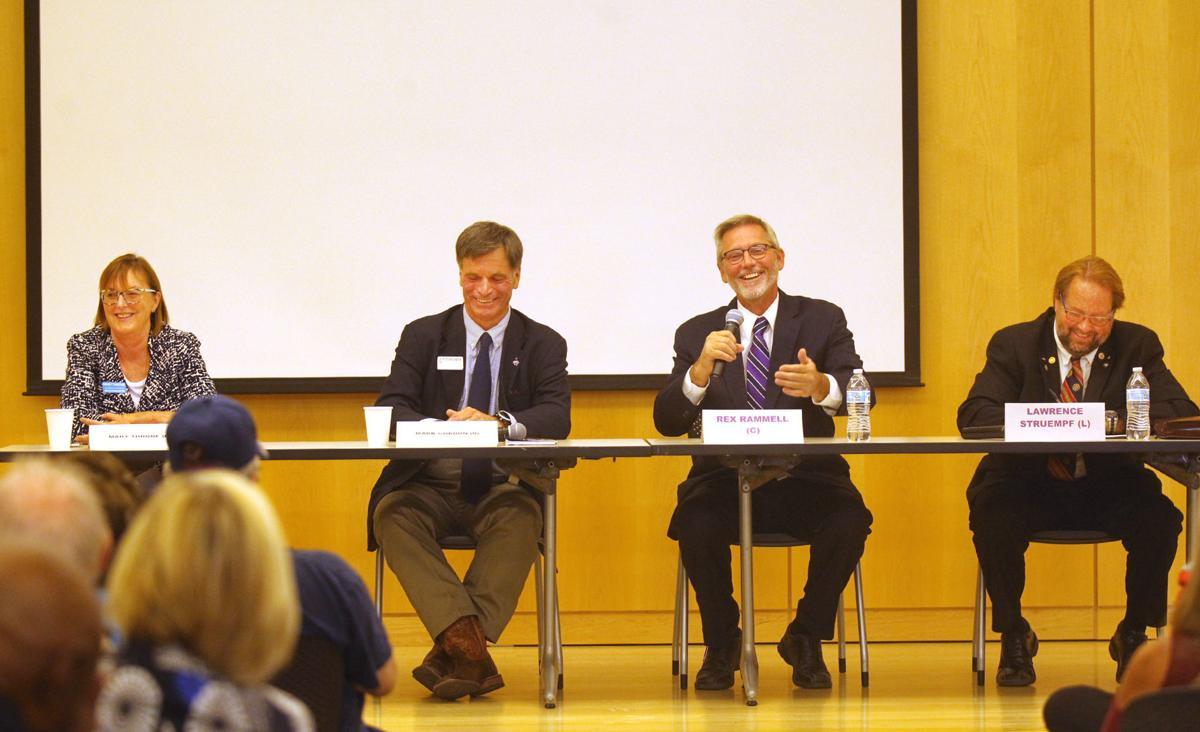 Governor Health Care Debate 2018