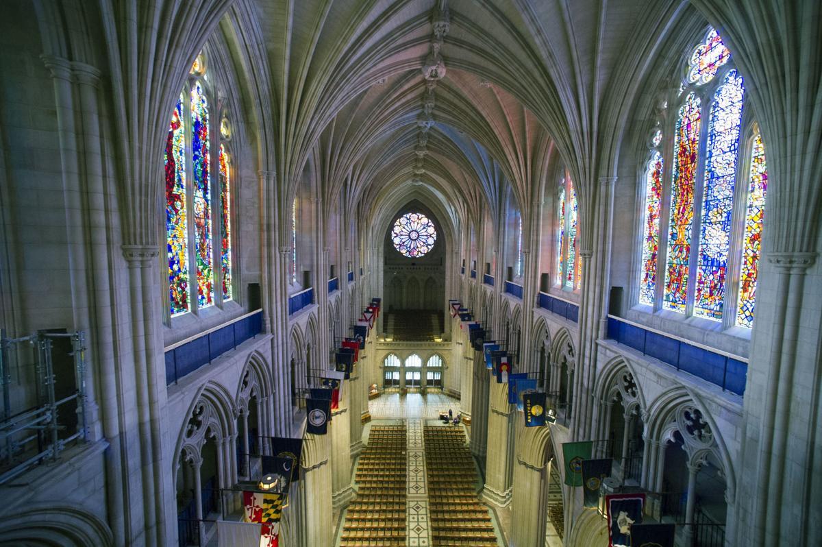 National Cathedral Restoration