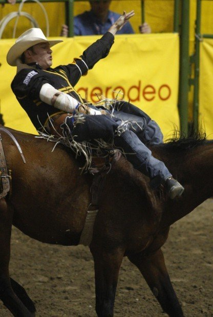 Feather River Continues To Ruffle West Region Rodeo
