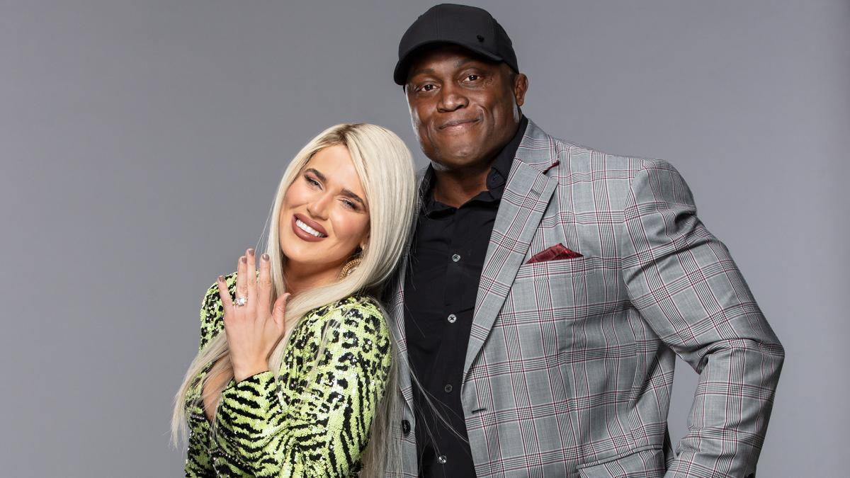 Lana Dishes on Upcoming WWE Wedding to Bobby Lashley on 'Raw'