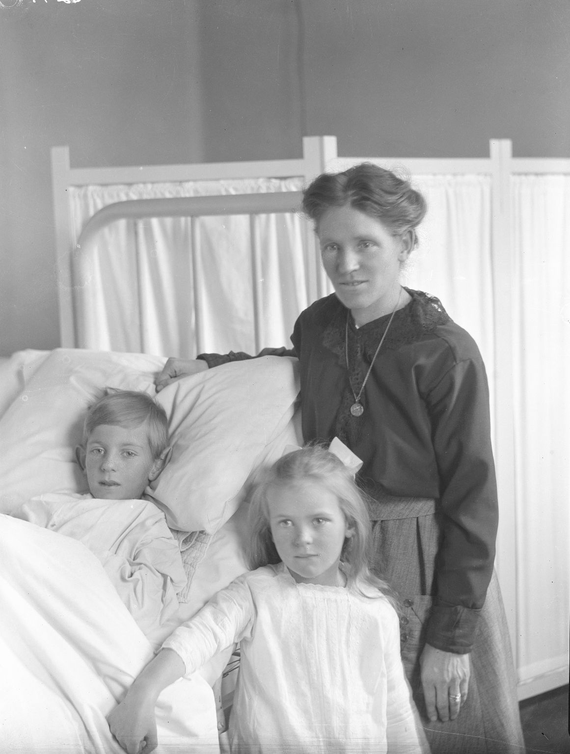William Daniels at children's hospital