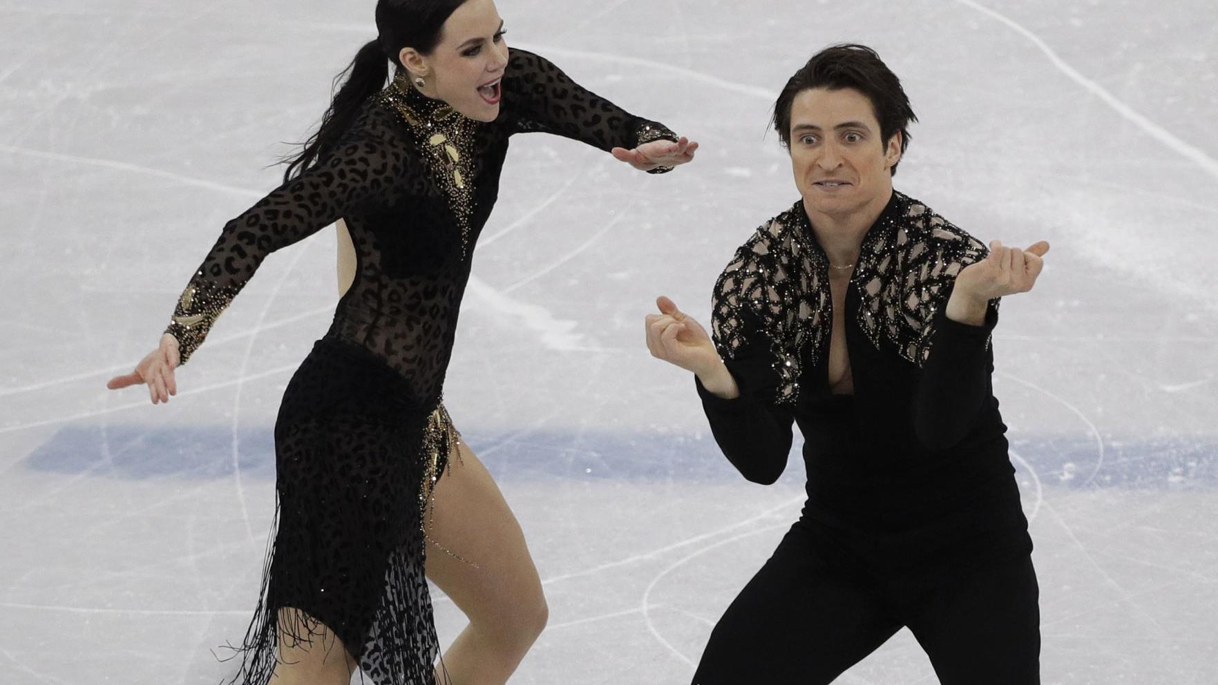 Ice dancing, speed skating and more on center stage at Olympics
